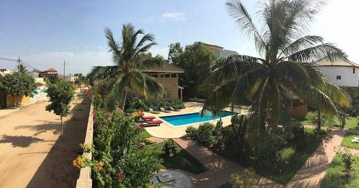 Villa Saly Niakh-Niakhal terranga