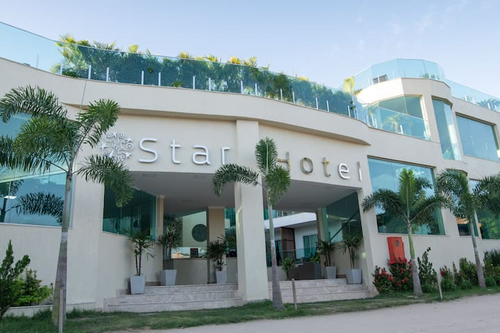 Star Hotel Jericoacoara - Suite Tripla Deluxe