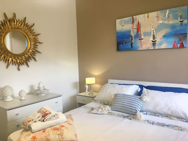 Mon Amour Gallipoli one bedroom apartment