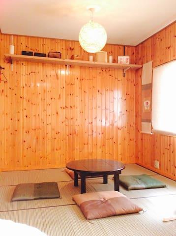 Hideaway restaurant's Private Room - Tennōji-ku, Ōsaka-shi - Casa