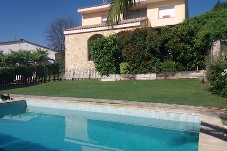 Villa Casanova - Un remanso de paz donde disfrutar