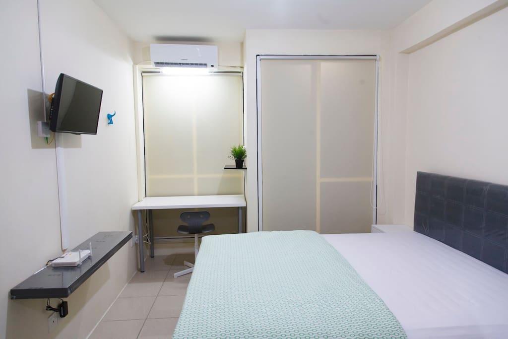 highest value apartment studio in pulomas jakarta wohnungen zur miete in jakarta jakarta. Black Bedroom Furniture Sets. Home Design Ideas