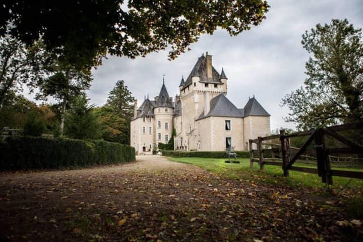 Le Chateau de la Tour - Chambre Monseigneur