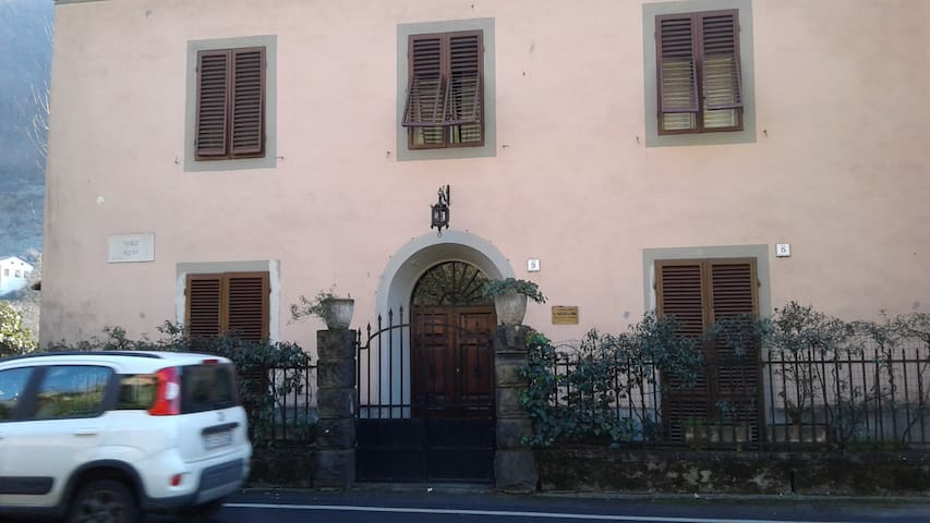 Villa Del Platano