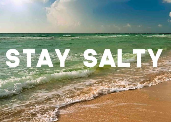 Grand Isle Salt Life Camp
