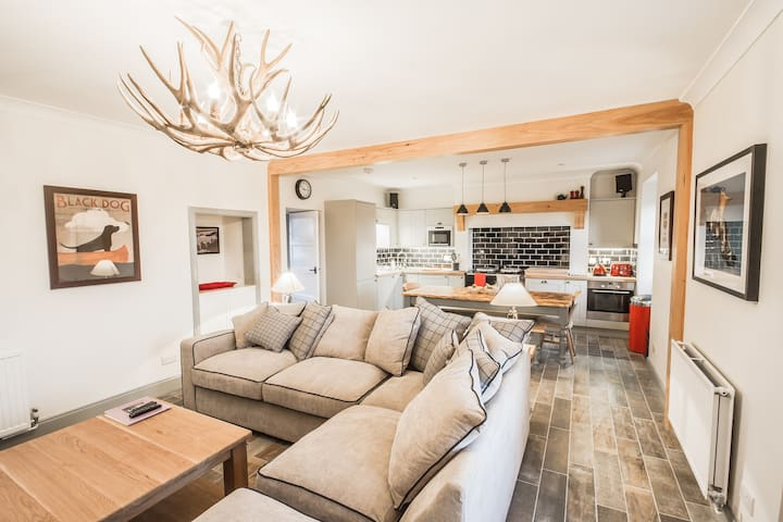 Diamond Laggan  - 5 star cottage - Dumfries and Galloway - House