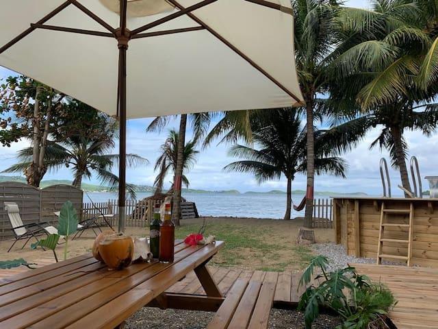 Villa aux chants des vagues