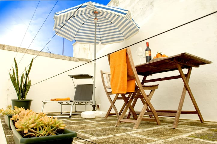 Historic apartment w/stunning views - Ostuni - Appartement