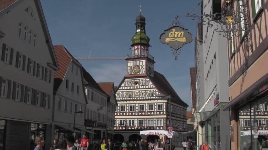 Ausspannen in Kirchheim/Teck