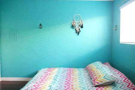 Zen Out In Culver City (Private Room) - Culver City - Departamento