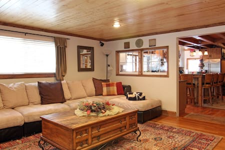 Cabin below Snowbird/Alta Resorts - Sandy - Cabane