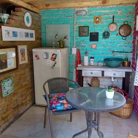 Casita FRIDA, Tiny House serrana