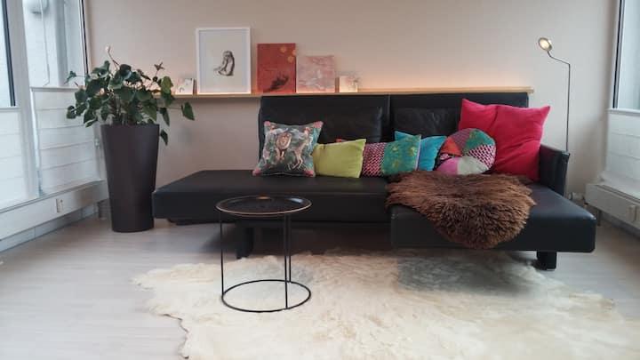 Moderne Maisonette-Wohnung
