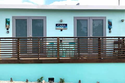 NEW! Casa Aqqua Apt. #1 Playa Flamenco Culebra, PR