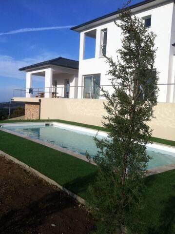 calla serena villa de luxe - Oletta - Vila