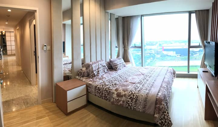 Branz Bsd 3Br, near Aeon Mall and the Breeze