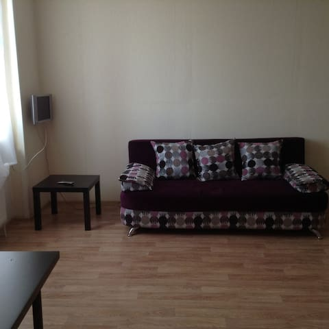 Big and comfortable flat near Moscow - Zheleznodorozhnyy - Byt