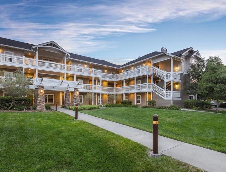 Windsor 3 Bdrm Sonoma Valley Wine Co. Villa