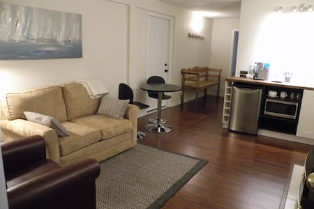Oakhill Suite - private entrance + parking - 애버츠퍼드(Abbotsford) - 아파트
