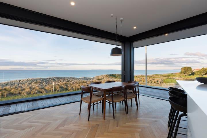 The Oceanfront Loft
