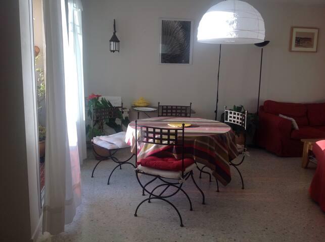 Appartement cosy et spacieux dans le centre ville - Aubagne - Appartement