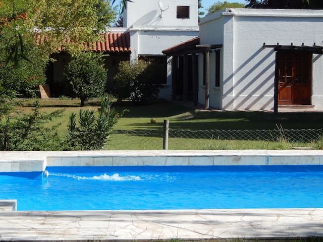 Room garden pool view in a house near to mountains - Chacras de Coria- Lujan de Cuyo - House