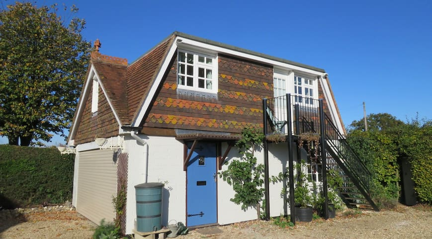 Firdove A Sunny studio with stunning views - East Sussex - Lain-lain