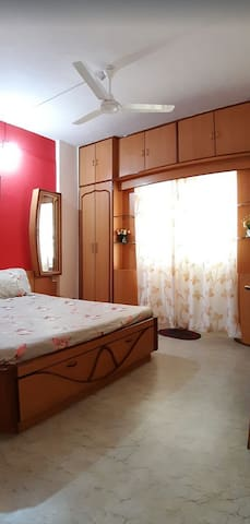 Fully furnished, clean and fully equipped