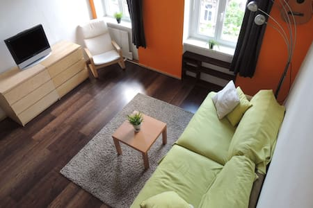Neat apartment close to city center - Lakás