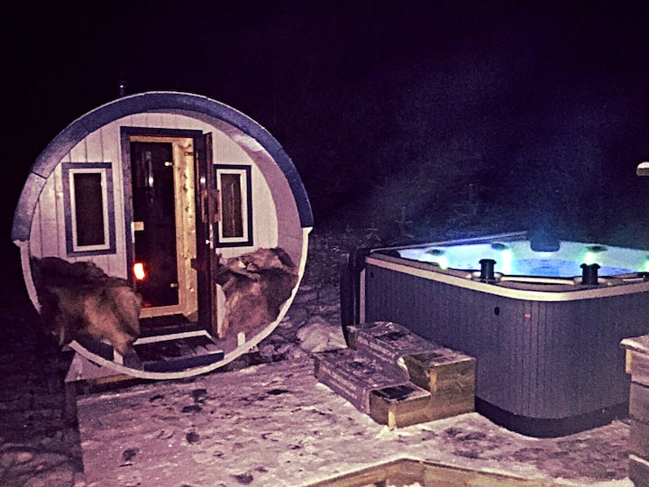 Luxurious accommodation at Vemdalen