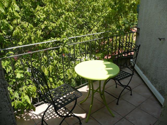 Studio calme à proximité d'Aix en provence - Aix-en-Provence - Apartment