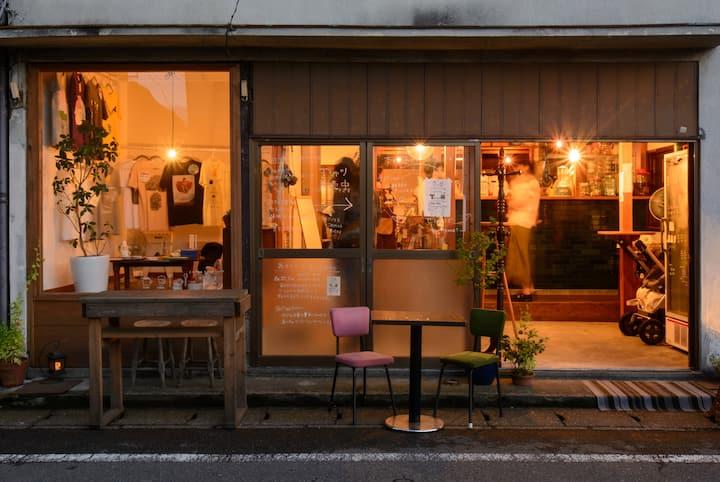 cafe & guesthouse akariya (Men's dorm)