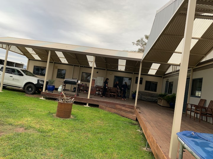 Farm stay just out of Kojonup (15km from town)