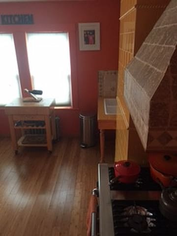 Cosy, clean, warm two bedroom with a pond view - Boston - Byt