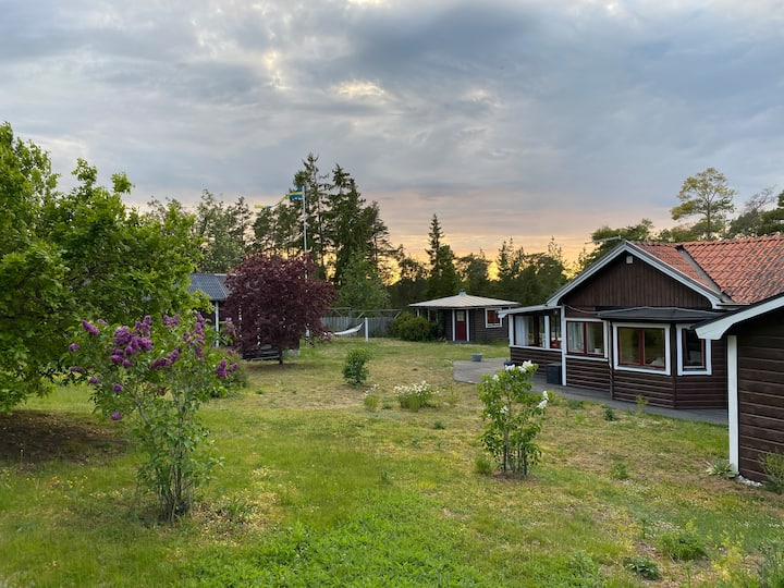 Holiday cottage/Sommarstuga with 4  bedrooms