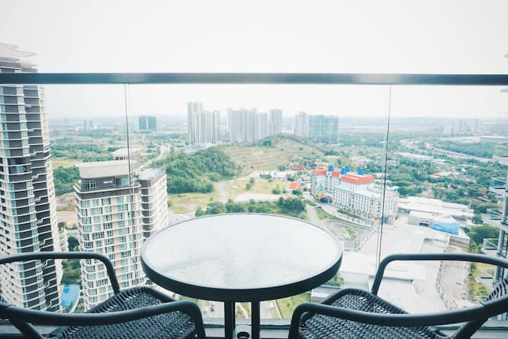 [Legoland View] Modern 2Bedroom w/ SmartTV #DP129A