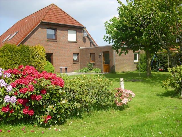 Ferienhaus in Utgast/Nordseeküste - Holtgast - Ev