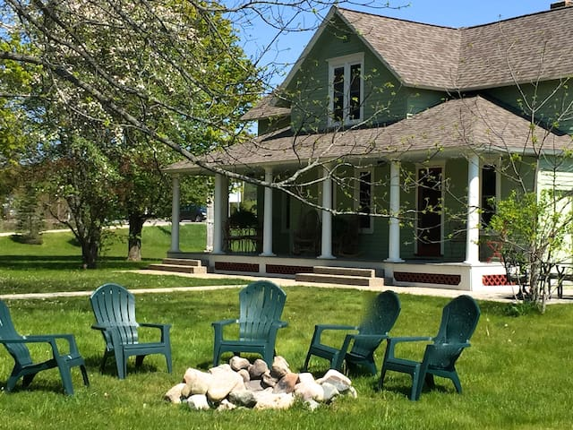 Mosier Cottage: Home away from home - Lake Leelanau - Σπίτι