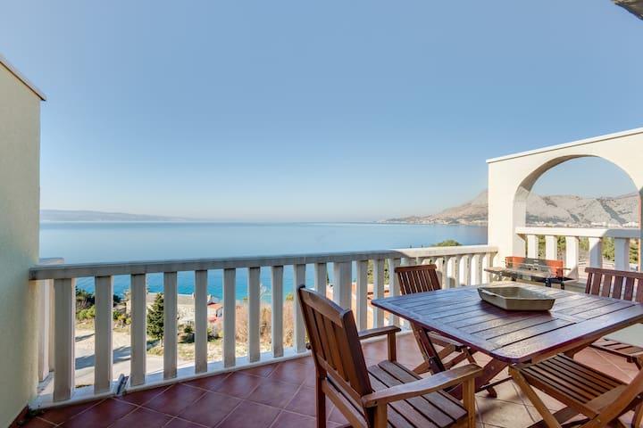 Nemira sunny paradise - Omiš - Apartament