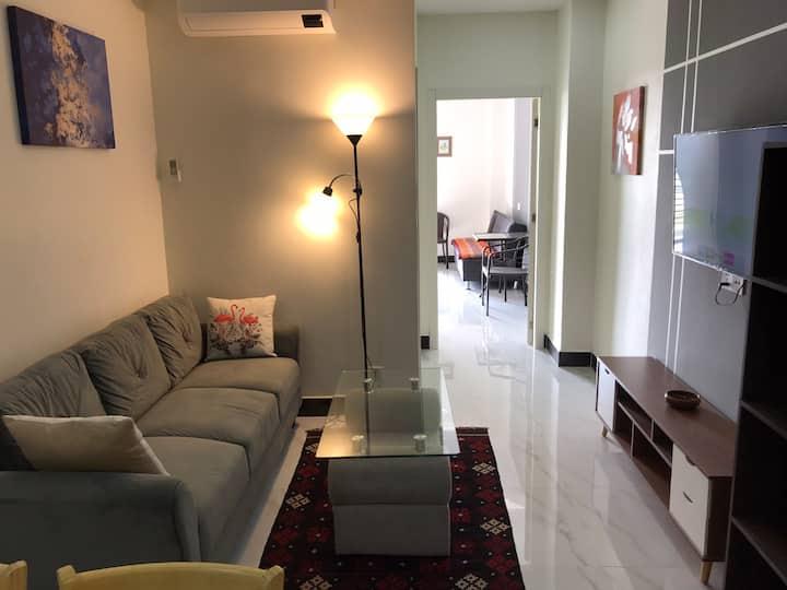 Condo tout confort avec vue sur Phnom Penh