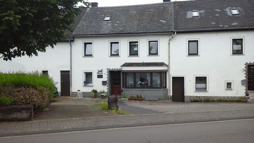 B&B in de Vulkaaneifel (Bettenfeld) - Bettenfeld - Bed & Breakfast