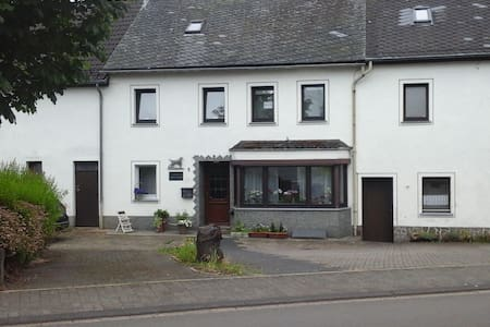 B&B in de Vulkaaneifel (Bettenfeld) - Bettenfeld - 住宿加早餐