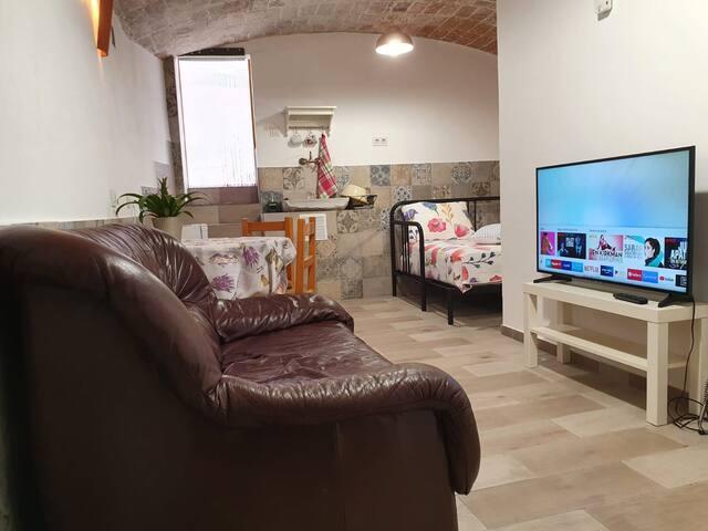 Independiente+Baño+Patio en Cremallera Montserrat