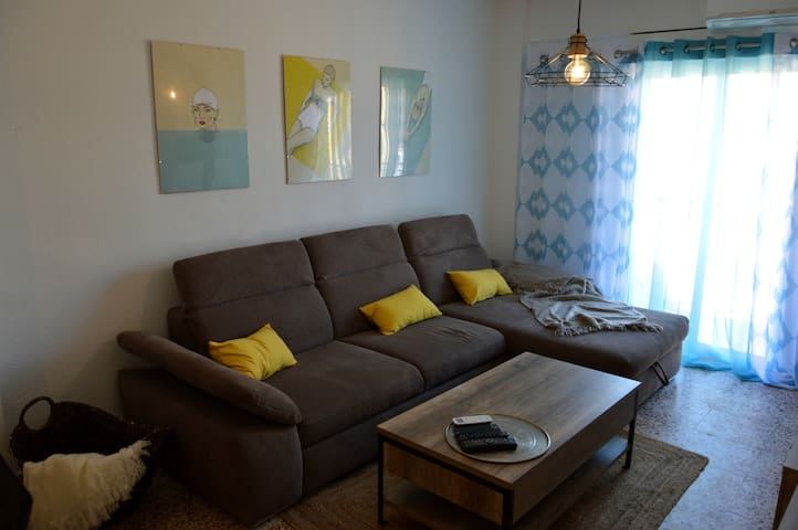 Private apartament with 4 bedrooms