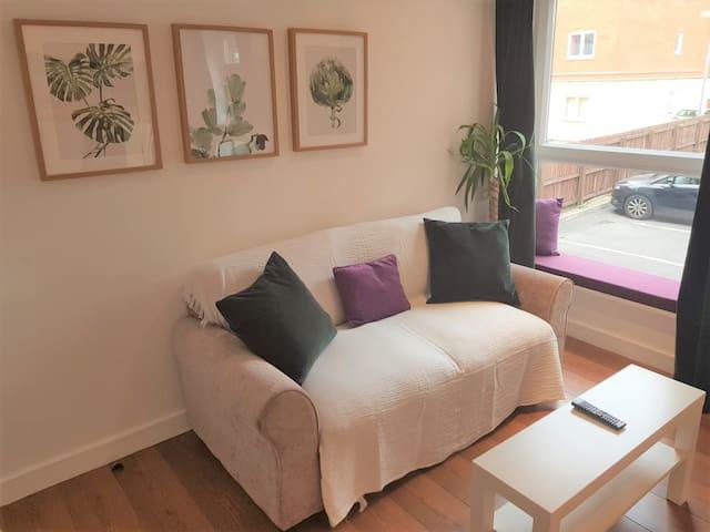 Duplex Flat - Middle of Cardiff Bay!
