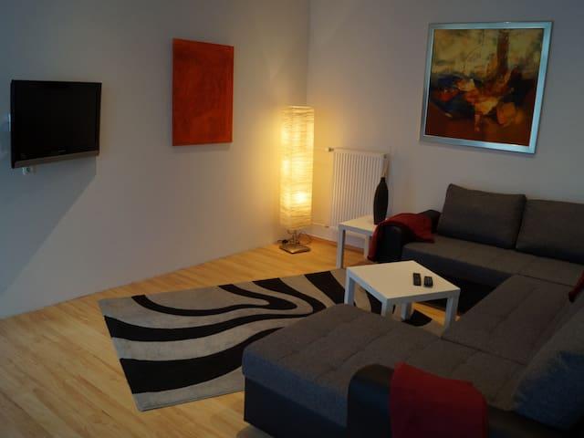 Modernes, großzügiges 90 m² Apartment
