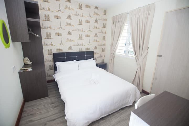 Natol Motel - Paris (Double Room)
