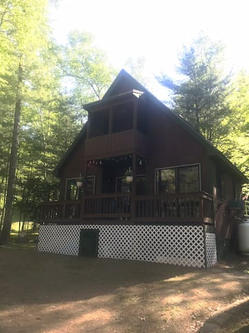 Charming Chalet on Wyman Lake