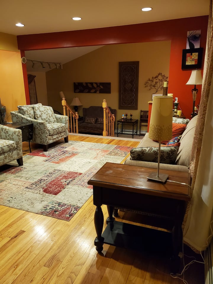 Convenient and peaceful stay near recreation spot