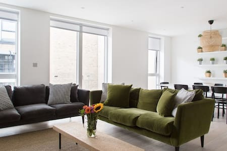 The Curtain 6 (2) - 3 Bed - London - Apartment